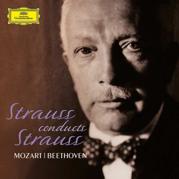 Strauss dirigiert Strauss: Strauss,R./Schlusnus,H./+