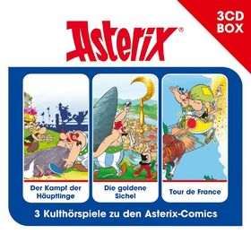 Asterix, Asterix - Hörspielbox Vol. 2, 00602537740598