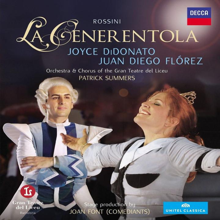 Rossini: La Cenerentola: Florez/Summers/SO des Gran Teatre del Liceu/+