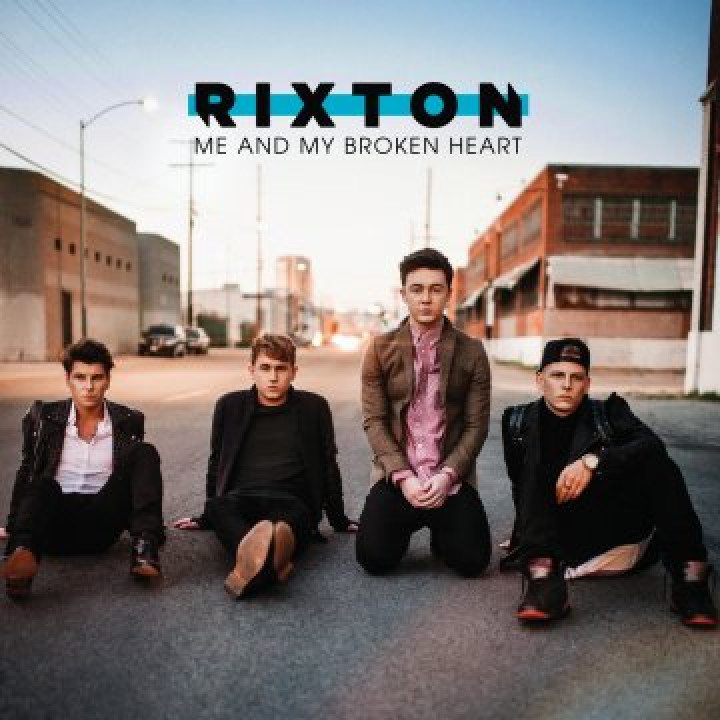 Rixton Me and my broken heart