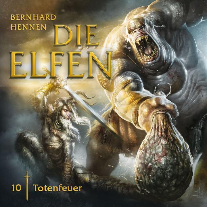 10: Totenfeuer: Die Elfen