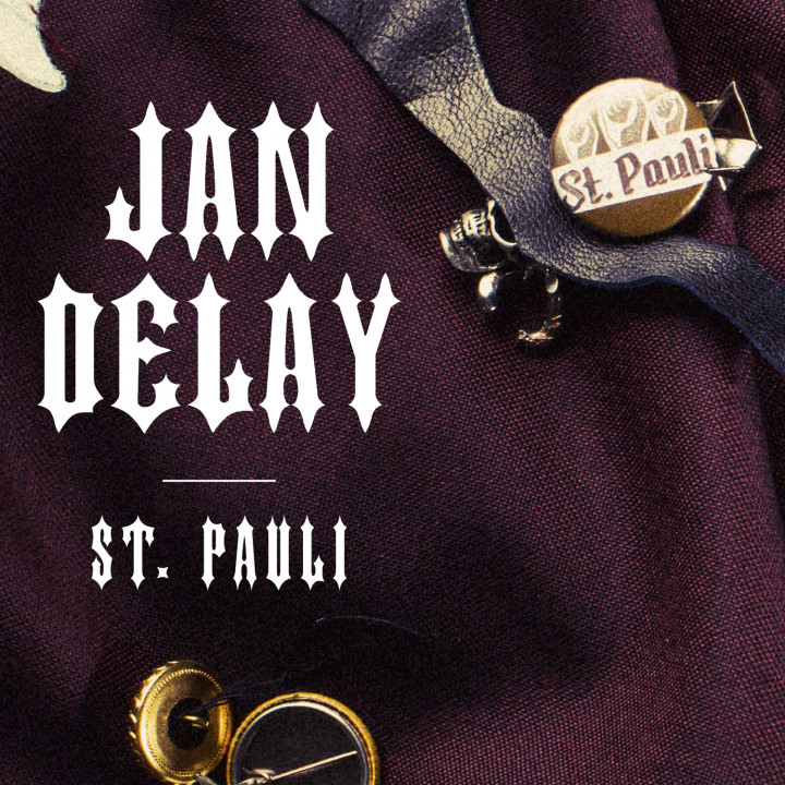 Jan Delay St. Pauli Cover