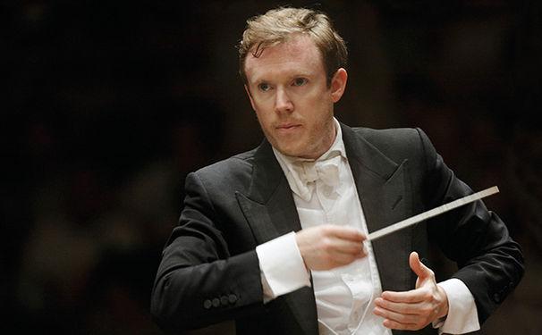 Daniel Harding, Abenteuerliches Leben - Die Alpensinfonie von Richard Strauss