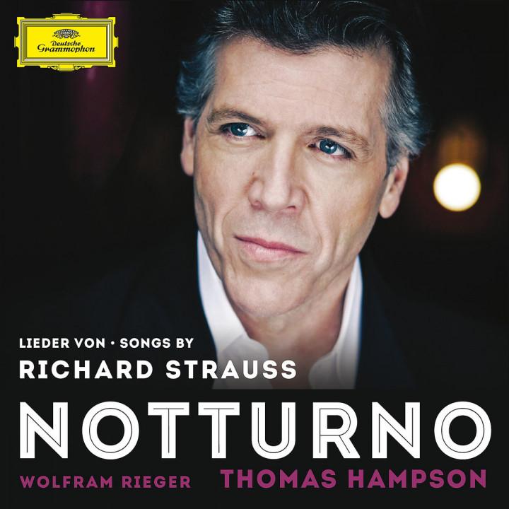 Notturno - Lieder von R. Strauss: Hampson,Thomas/Rieger,Wolfram/Hope,Daniel