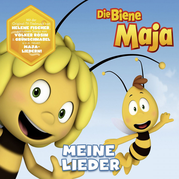Die Biene Maja - Meine Lieder: Various Artists