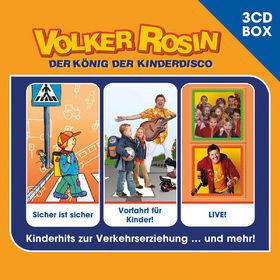 Volker Rosin, Volker Rosin - Liederbox Vol. 2, 00602537776726