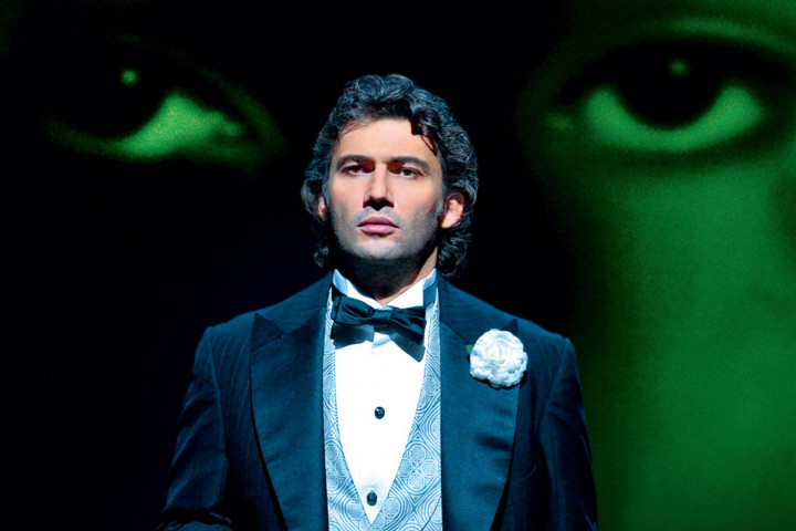 Jonas Kaufmann in 'Faust'