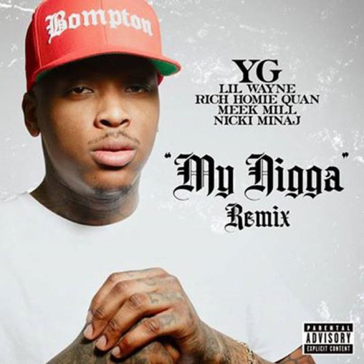 YG My N***a