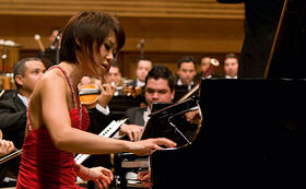 Yuja Wang, Wir verlosen 2x2 Tickets für das Yuja Wang Konzert in München am 03.04.14
