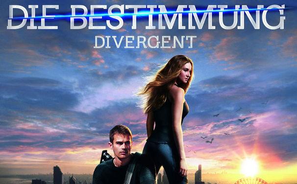 Die Bestimmung, Die Bestimmung - Divergent: Hier den Soundtrack bestellen und mehr über den Film erfahren