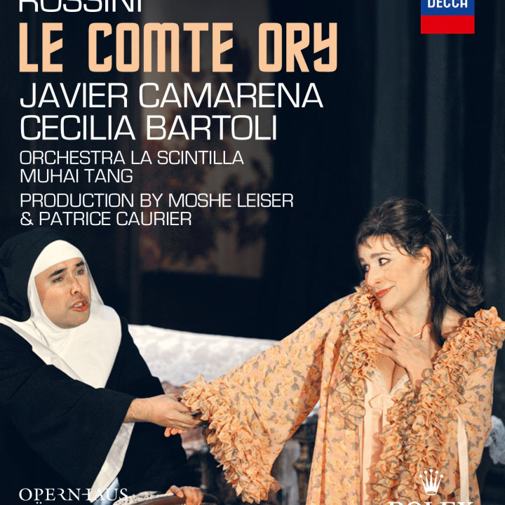 Cecilia Bartoli - Rossini: Le Comte Ory