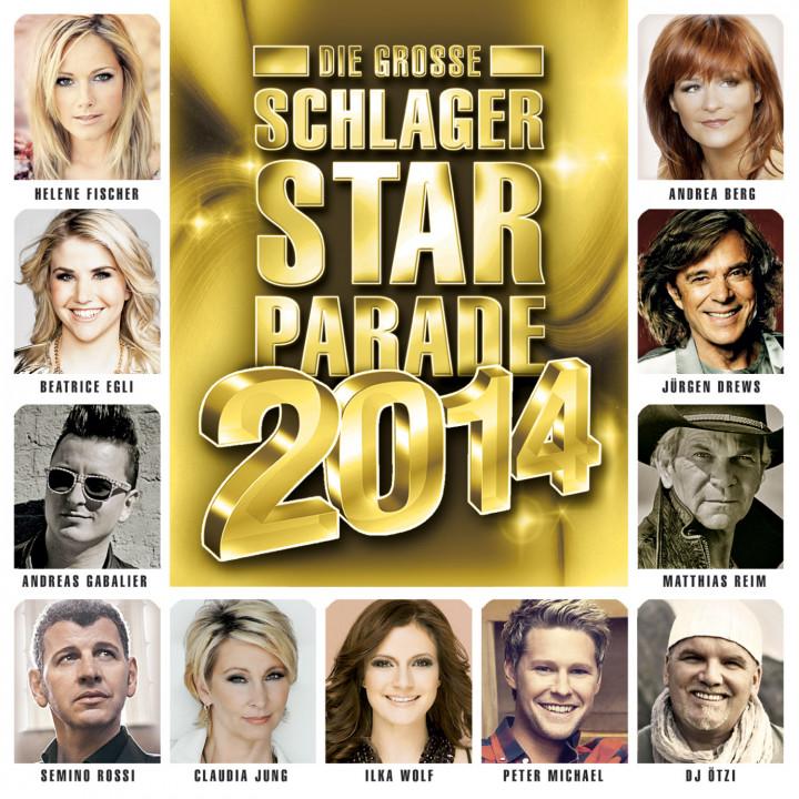Die Grosse Schlager Starparade 2014