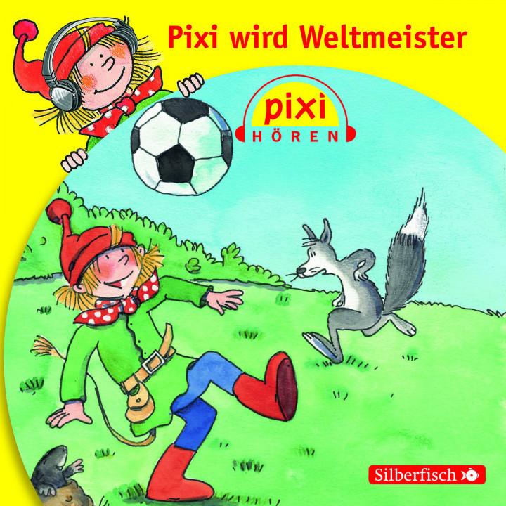 Pixi wird Weltmeister: Pixi Hören