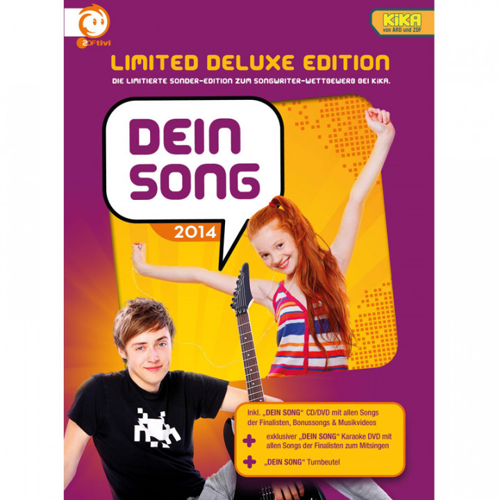 Dein  Song 2014 - Limited Edt.