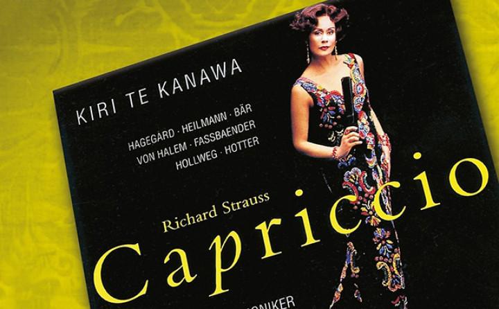 Decca Opera - Strauss, R.: Capriccio