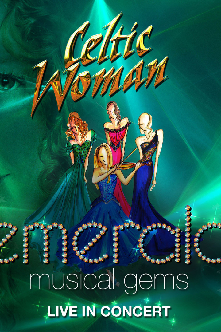 Celtic Woman - Emerald DVD