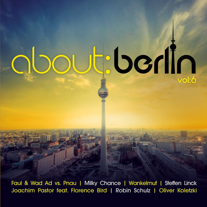 about: berlin vol: 6: Various Artists