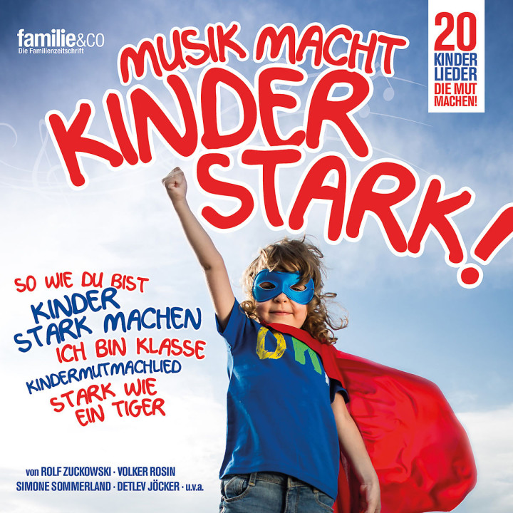 Musik macht Kinder stark Vol.1: Various Artists