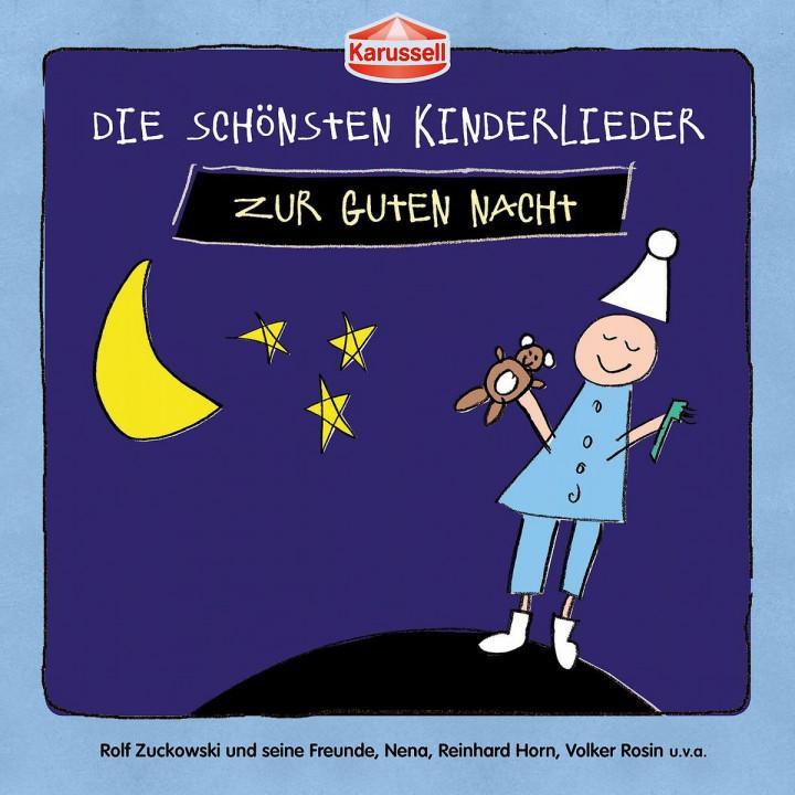 Die schönsten Kinderlieder - Zur guten Nacht: Various Artists