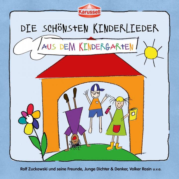 Die schönsten Kinderlieder - Aus dem Kindergarten: Various Artists