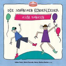 Die schönsten Kinderlieder, Die schönsten Kinderlieder - Zum Tanzen, 00600753512364