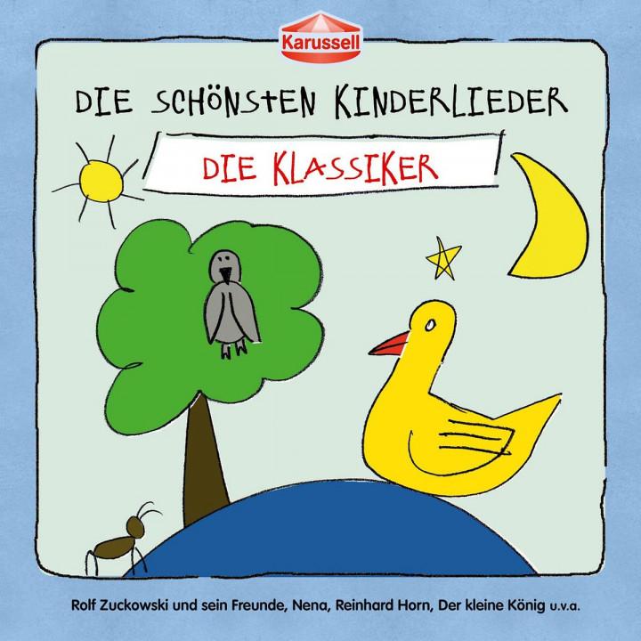 Die schönsten Kinderlieder - Die Klassiker: Various Artists