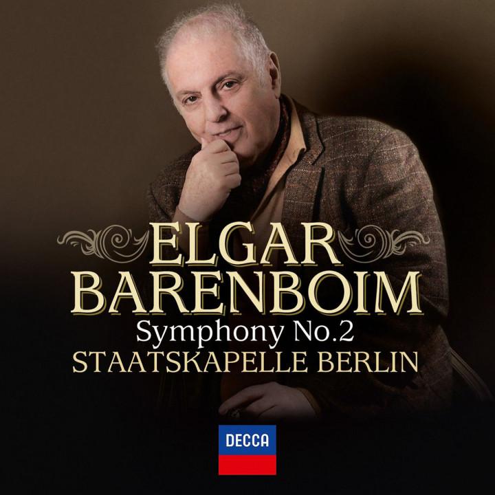 Elgar: Symphonie Nr. 2: Barenboim,Daniel/Staatskapelle Berlin