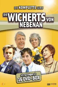 Die Wicherts von Nebenan, Die Wicherts Von Nebenan - Die Komplette Serie!: Wicherts Von Nebenan,Die, 04032989601431
