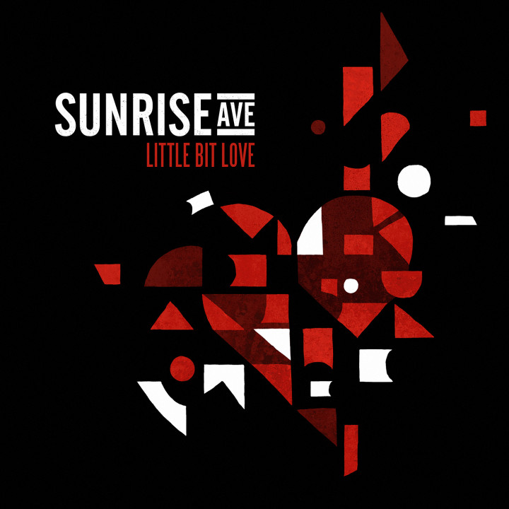 Sunrise Avenue - Little Bot Love - Cover