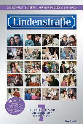 Lindenstraße, Lindenstraße Collector's Box Vol. 7, 04032989601677