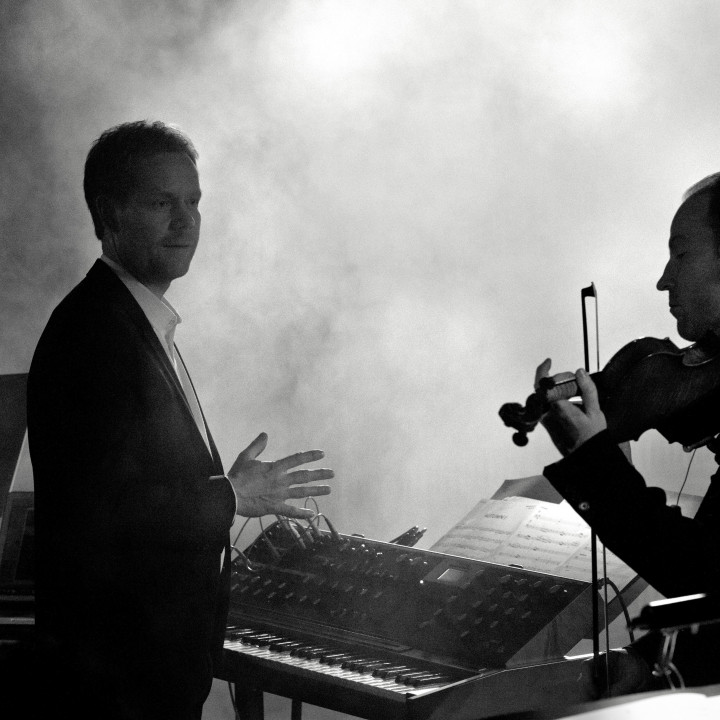 Max Richter, Daniel Hope
