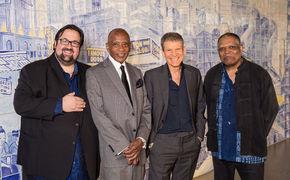 Bobby Hutcherson, Blue-Note-Rückkehr mit All-Star-Quartett