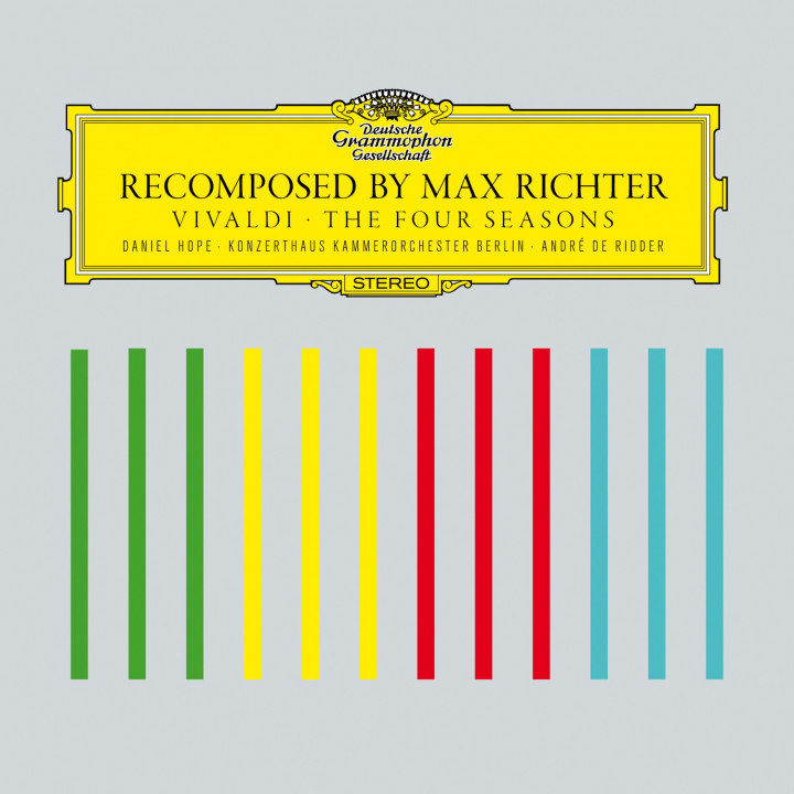 Recomposed by Max Richter- Vivaldi: The Four Seasons