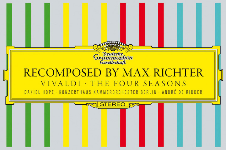 Recomposed by Max Richter, Vivaldi: The Four Seasons