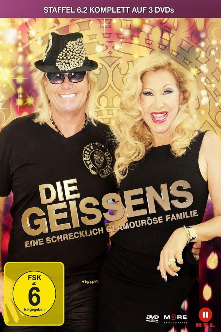 Die Geissens - Staffel 6, Teil 2 (3 DVD)