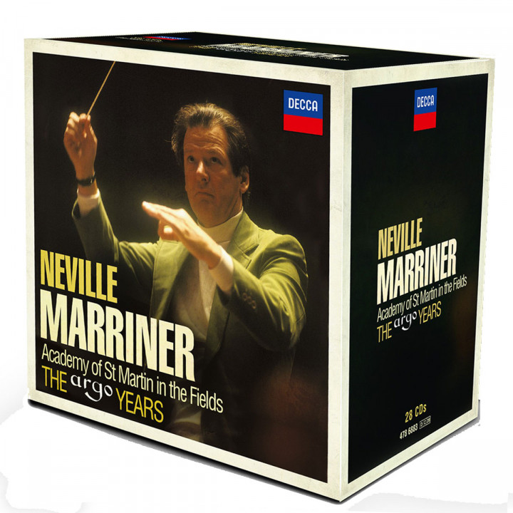 Neville Marrinier - The Argo Years
