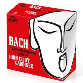 John Eliot Gardiner, Bach: Cantatas & Sacred Masterpieces, 00028947787358