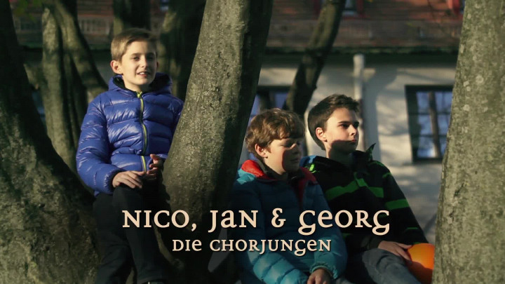Die Chorjungen - Die Videodokumentation