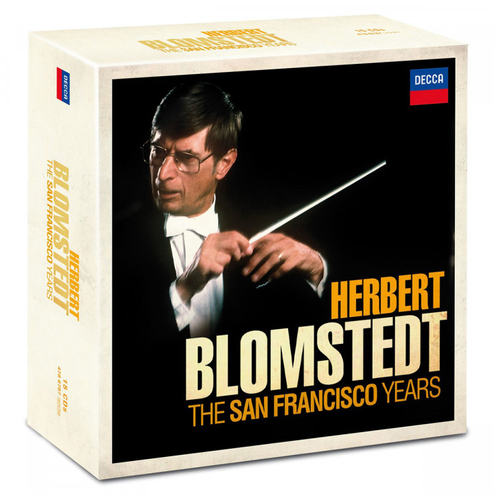 Herbert Blomstedt - The San Francisco Years