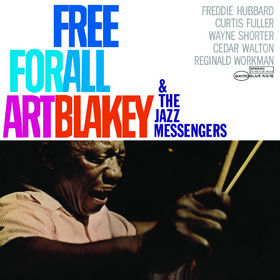 Art Blakey And The Jazz Messengers, Free For All, 00602537712533