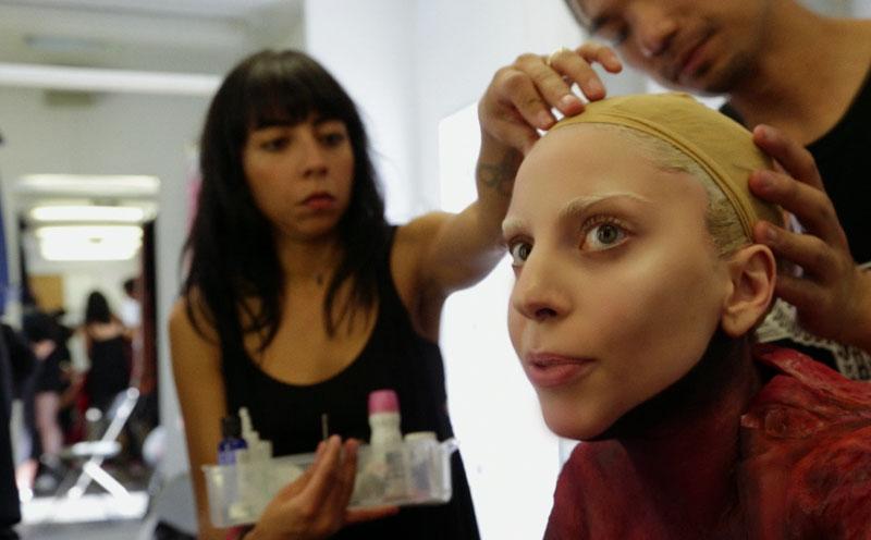Lady Gaga, G.U.Y. (Behind The Scenes)