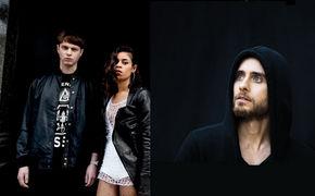 AlunaGeorge, TV-Date: AlunaGeorge und Jared Leto bei Arte Tracks