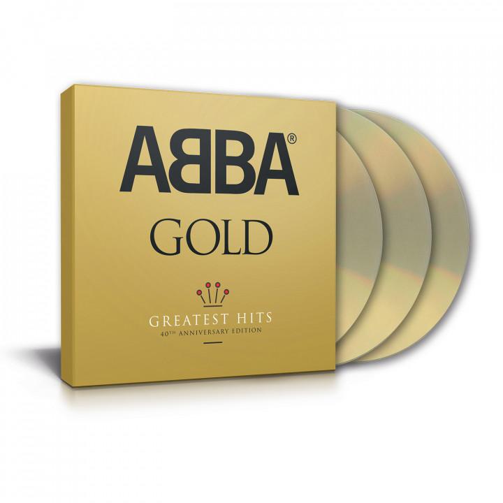 ABBA: GOLD – 40th Anniversary Edition