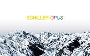 Schiller, Die Reise geht weiter: Schiller präsentiert Opus - Limited White Edition