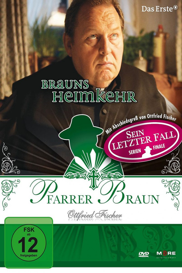 *NEU:Pfarrer Braun - Brauns Heimkehr (letzter Fall): Fischer,Ottfried