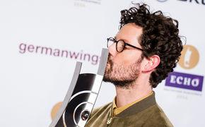 Max Herre, Max Herre freut sich über den ECHO in der Kategorie Hip-Hop/Urban National