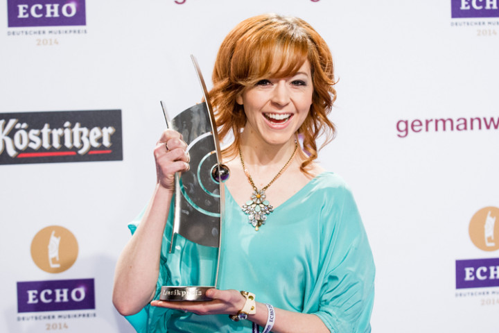 Lindsey Stirling ECHO 2014