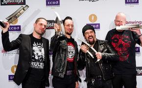 Volbeat, Platin-Auszeichnung und ein ECHO gingen an Volbeat