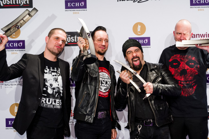 ECHO 2014 - Volbeat