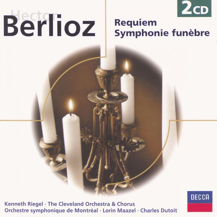 Berlioz: Requiem/Grande symphonie triomphale et funèbre, etc.